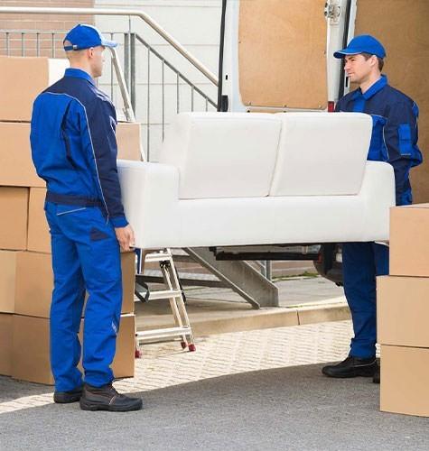Профессиональная перевозка мебели с грузчиками в Люберцах