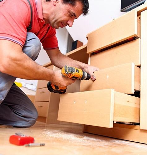 Сборщик мебели с вызовом на дом в Люберцах
