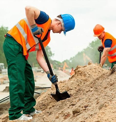 Услуги подсобных рабочих в Люберцах