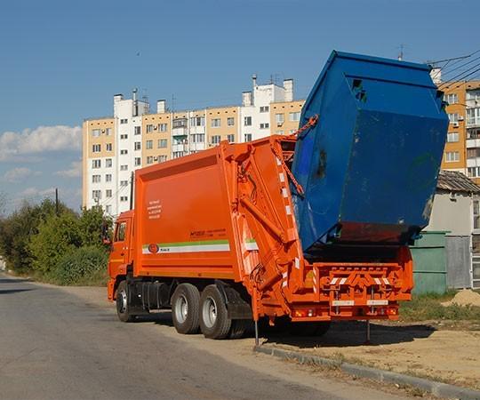 Вывоз мусора в Люберцах и Московской области