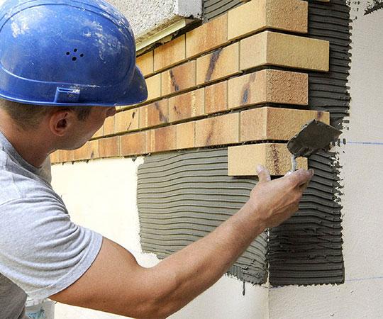 Фасадные работы в Люберцах и Московской области