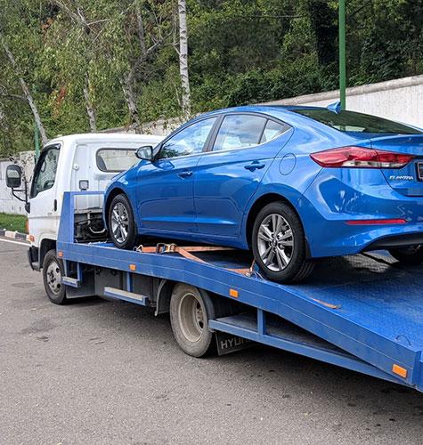 Транспортировка легковых авто в Люберцах